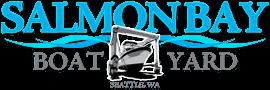 Salmon Bay Boatyard Logo